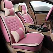 cojines de asiento automotriz para universal todos los años motores generales amortiguadores de asiento de coche telas de lino