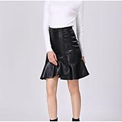 レディース スカート 膝上 スカート