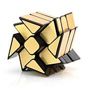 Cubo de rubik Cubo de espejo 3*3*3 Cubo velocidad suave Cubos de Rubik rompecabezas del cubo Alivio del estrés y la ansiedad Juguetes de