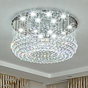 Cristal Lámparas Araña Luz Downlight - Cristal, Bombilla incluida, Los diseñadores, 110-120V / 220-240V, Blanco Cálido / Blanco Frío,