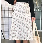 Mujer Lápices Faldas - Separado, Bloques
