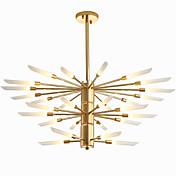 OBSESS® Sputnik / Mini Lámparas Araña Luz Ambiente - Nuevo diseño, 110-120V / 220-240V Bombilla no incluida / G4 / 40-50㎡ / FCC