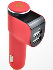ips a8 pametni Bluetooth fm odašiljač radio prilagodnik auto kit 5v 2.1a usb punjač punjač mp3 player podrška za ruke bez poziva pronađite