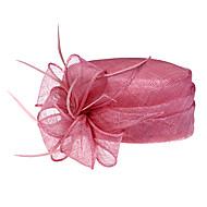 Drágakő és kristály / Kristály / Anyag Kentucky Derby Hat / tiaras / Sisak val vel Kristály 1 Esküvő / Party / estély Sisak