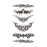 Tattoo Stickers Others Pattern Waterproof Women Girl Teen Flash Tattoo Temporary Tattoos