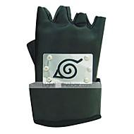 Gloves Inspirirana Naruto Cosplay Anime Cosplay Pribor Rukavice PU koža Muškarci Žene vruć