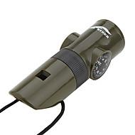 baratos -Survival Whistle Trilha Multifunção / Assobio cores sortidas