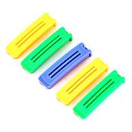 Χαμηλού Κόστους Ράφια & Στγρίγματα-1pc Ράφια & Στγρίγματα Πλαστικό Εύκολο στη χρήση Οργάνωση κουζίνας