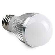 e26 / e27 led ampuller a50 15 smd 5630 360lm doğal beyaz 5000k ac 220-240v