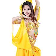 Oprema za ples Žene Seksi blagdanski kostimi Šifon