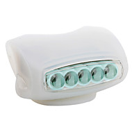 billige Sykkellykter og reflekser-Frontlys til sykkel sikkerhet lys LED Sykling AAA Lumens Batteri Sykling