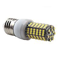 billige Kornpærer med LED-6000lm E26 / E27 LED-kornpærer T 138 LED perler SMD 3528 Naturlig hvit 220-240V