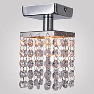 billige Taklamper-Takplafond Omgivelseslys Krom Metall Krystall, Mini Stil 110-120V / 220-240V Pære ikke Inkludert / G9