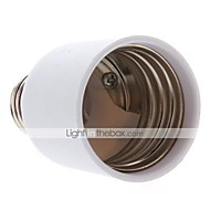 cheap Lamp Bases & Connectors-E27 to E40-E40 Light Bulb Adapter High Quality Lighting Accessory