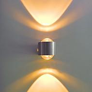 AC 100-240 2 Led Integrado Moderno/Contemporâneo Galvanizar Característica for LED Lâmpada Incluída,Luz Ambiente Luz de parede