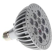 E26/E27 LED Spot Işıkları PAR38 12 led Yüksek Güçlü LED 1200lm Mor AC 85-265