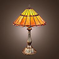 billige Lamper-Tiffany-stil juvel bronse overflate bordlampe (0923-TF10)