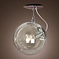 billige Takbelysning og vifter-QINGMING® Anheng Lys Omgivelseslys - Mini Stil, 110-120V / 220-240V Pære ikke Inkludert / 5-10㎡ / E26 / E27