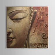 El-Boyalı İnsanlar / Fantezi Tek Panelli Kanvas Hang-Boyalı Yağlıboya Resim For Ev dekorasyonu