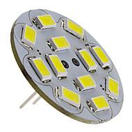 3 W 250 lm G4 LED Spot Lampen 12 LED-Perlen SMD 5730 Natürliches Weiß 12 V