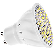 billige Spotlys med LED-3 W 250-350 lm GU10 LED-spotpærer MR16 60 LED perler SMD 3528 Varm hvit / Kjølig hvit 220-240 V / 110-130 V