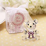 Brud Brudepige Blomsterpige Babyer og Børn Krystal Krystal Varer Bryllup Fødselsdag