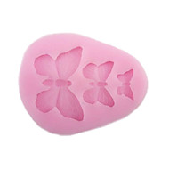 Soft Silicone Cake Decorating Mold Butterfly Shape Bakewares Decoration