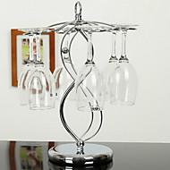 cheap Barware-Wine Rack Metal, Wine Accessories High Quality CreativeforBarware 26.0*26.0*35.0 0.2