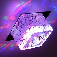 billige Spotlys-LightMyself™ 4-Light Takplafond Omgivelseslys Krystall, LED 110-120V / 220-240V Varm Hvit / Kald Hvit / RGB / Integrert LED