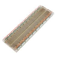 830 de puncte DIY Multi-funcțional fără sudură Breadboard
