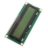 IIC / I2C serie lcd 1602 modul display for (for arduino) (fungerer med offisiell (for Arduino) boards)