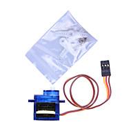 Mini 9G Servo lisävarusteiden kanssa - Translucent Blue