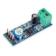 New LM386 Amplificador de áudio Módulo LM386