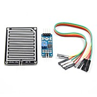 cg05sz-063 sensor de chuva para (para arduino) (funciona com oficial (para Arduino) placas)