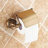 Držač toaletnog papira Visoka kvaliteta Tradicionalno mesing 1 kom. - Hotel kupka