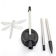 cheap Outdoor Lighting-Solar Color-Changing Dragonfly Garden Stake Light High Quality