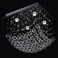 billige Taklamper-SL® Krystall Takplafond Omgivelseslys - Krystall, 110-120V / 220-240V Pære Inkludert / GU10 / 20-30㎡