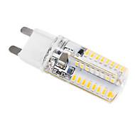 baratos Luzes LED de Dois Pinos-3 W 195 lm G9 Lâmpadas Espiga T 64 Contas LED SMD 3014 Branco Frio 220-240 V