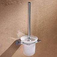 Tuvalet Fırçası Tutacağı / Antik Pirinç Çağdaş