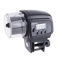 """billige El Værktøj-AF-2009d 1.1 """"LCD Automatisk Akvariefisk Feeder (2 x AAA)"""