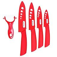 Cermic Nůž Suit, 4ks Cermic nožů a 1ks Škrabka