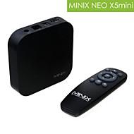 Χαμηλού Κόστους διάσημο εμπορικό σήμα-MINIX NEO X5 mini TV Box Android 4.2 TV Box Dual-Core Cortex A9 Processor 1GB RAM 8GB ROM Διπλού Πυρήνα