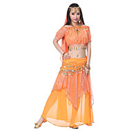 cheap Sale-Belly Dance Outfits Women's Silk