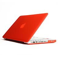 """cor sólida fosco pc capa dura para MacBook Pro 13 """""""