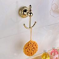 Χαμηλού Κόστους Ti-PVD Series-Γάντζος για μπουρνούζι Σύγχρονο Ορείχαλκος 1 τμχ - Ξενοδοχείο μπάνιο