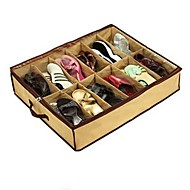 Storage Boxes Fabric with Feature is Open , 147 Shoes