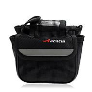 Acacia® SykkelveskeVesker til sykkelramme Vanntett / Regn-sikker / Reflekterende Stripe / 3 I en Sykkelveske PVC / 600D Polyester