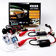 billiga Billampor-H1 Bilar Glödlampor 55W Strålkastare For Bra vägg / BMW / Ford