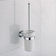 Tuvalet Fırçası Tutacağı / Krom Çağdaş