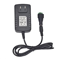 billige Lampesokler og kontakter-xinyuanyang® fb1220 12v 2a strømforsyningen adapter for CCTV sikkerhet kamera og LED-lys stripe (100 ~ 240 V / oss plugg)